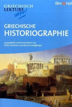 Griechische Historiographie