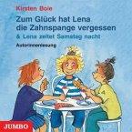 Zum Glück hat Lena die Zahnspange vergessen, Audio-CD