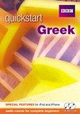 QUICKSTART GREEK AUDIO CD'S