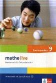 mathe live. Arbeitsheft mit Lösungsheft und Lernsoftware 9. Schuljahr. Allgemeine Ausgabe
