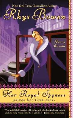 Her Royal Spyness - Bowen, Rhys
