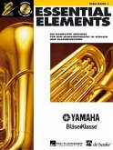 Essential Elements, für Tuba, m. Audio-CD