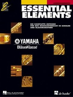 Essential Elements, Lehrerhandbuch