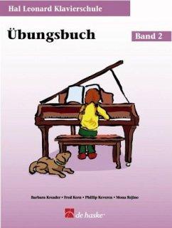 Hal Leonard Klavierschule, Übungsbuch u. Audio-CD