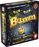Piatnik Spielkarten 648366 - Tick Tack Bumm, Party Edition