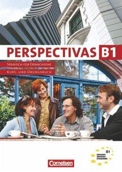 Perspectivas 3. Europäischer Referenzrahmen: B1. Paket