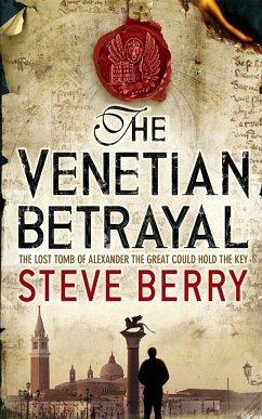 The Venetian Betrayal - Berry, Steve