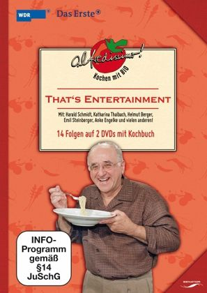 Alfredissimo - Thats Entertainment 2 DVDs