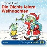 Die Olchis feiern Weihnachten / Die Olchis - Sonne, Mond und Sterne Bd.6 (1 Audio-CD)