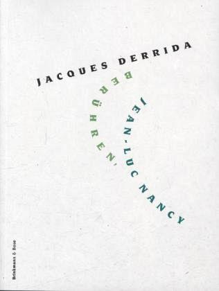 Berühren - Derrida, Jacques