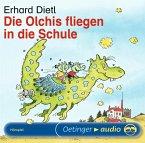 Die Olchis fliegen in die Schule / Die Olchis - Sonne, Mond und Sterne Bd.2 (Audio-CD)