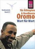 Kauderwelsch Sprachführer Oromo für Äthiopien & Nordkenia Wort für Wort