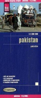 Autokarten, Pakistan