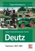 Deutz Traktoren 1927 - 1981