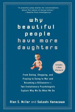 Why Beautiful People Have More Daughters: From ...