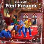 Fünf Freunde und der unheimliche Mönch / Fünf Freunde Bd.43 (1 Audio-CD)
