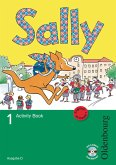 1. Schuljahr, Ausgabe D, Activity Book m. Audio-CD / Sally, Ab Klasse 1