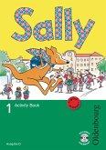 1. Schuljahr, Ausgabe D, Activity Book m. Audio-CD / Sally, Ab Klasse 1