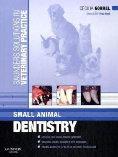 Saunders Solutions in Veterinary Practice: Small Animal Dentistry - Gorrel, Cecilia