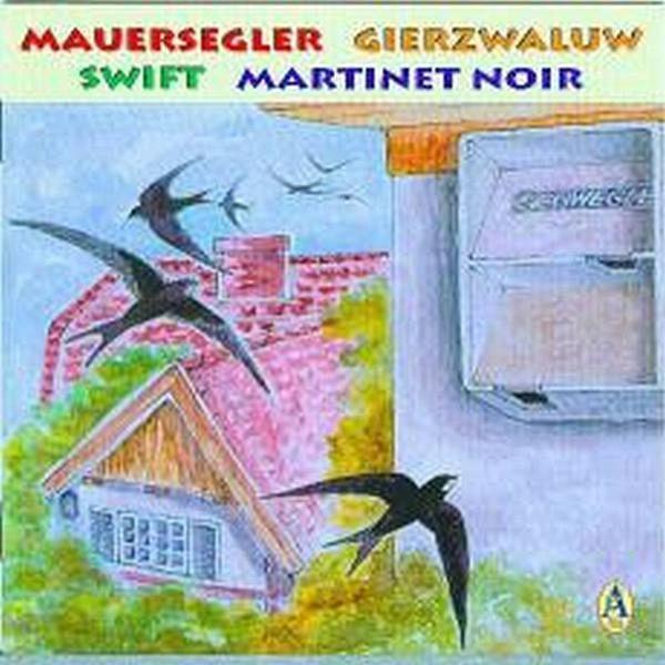 vogelstimmen mauersegler gezielt ansied von heimische. Black Bedroom Furniture Sets. Home Design Ideas