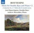 Musik Für Kontrabass Und Klavier Vol.2