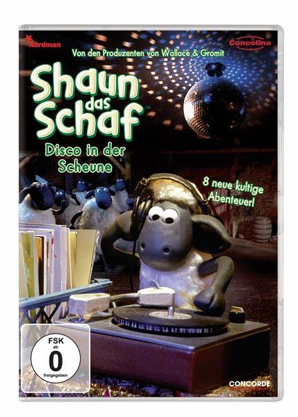 Shaun, das Schaf - Disco in der Scheune, DVD - Diverse