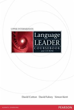 Language Leader Upper Intermediate Coursebook (with CD-ROM) - Cotton, David; Falvey, David; Kent, Simon; Hughes, John
