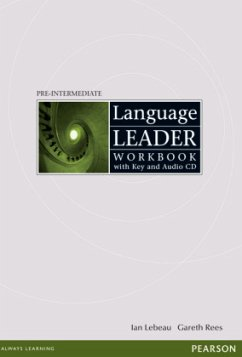 Language Leader Pre-Intermediate: Workbook with...