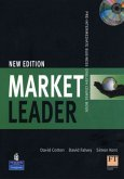 Course Book, w. Self-Study Multi-CD-ROM and 2 Audio-CDs / Market Leader, Pre-Intermediate, New Edition