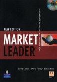 Course Book, w. Multi-CD-ROM / Market Leader, Intermediate, New Edition