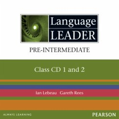 2 Class Audio-CDs / Language Leader, Pre-Intermediate