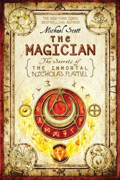 The Magician - Scott, Michael