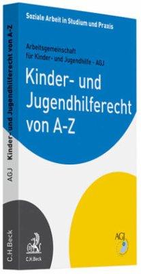 Kinder- und Jugendhilferecht von A - Z