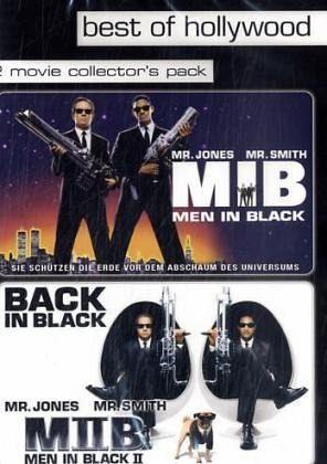 Best of Hollywood - 2 Movie Collector's Pack: Men in Black, C.E. / Men in Black II (2 DVDs)