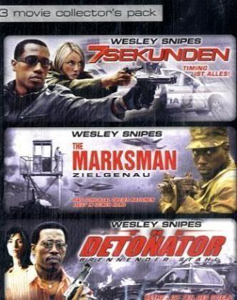 best of hollywood 3 movie collector 39 s pack 7 sekunden 3 dvds auf dvd portofrei bei. Black Bedroom Furniture Sets. Home Design Ideas