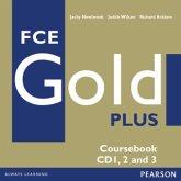 3 Class Audio-CDs / FCE Gold Plus
