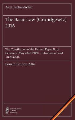 The Basic Law (Grundgesetz) 2016 - Tschentscher, Axel