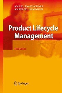 Product Lifecycle Management - Immonen, Anselmi; Saaksvuori, Antti