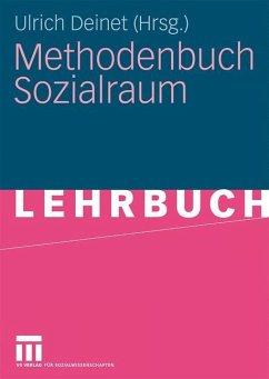 Methodenbuch Sozialraum - Deinet, Ulrich (Hrsg.)