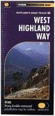 West Highland Way, Map