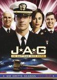 JAG: Im Auftrag der Ehre - Die dritte Season, Teil 3.2 (3 DVDs)