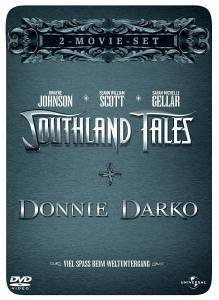 Southland Tales / Donnie Darko (Limited Edition, 2 DVDs, Steelbook)