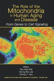 Role of Mitochondria in Human Aging