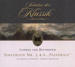 Sinfonien 5 & 6 - Blomstedt,Herbert/Sd