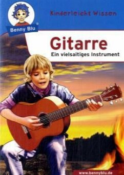 Benny Blu - Gitarre