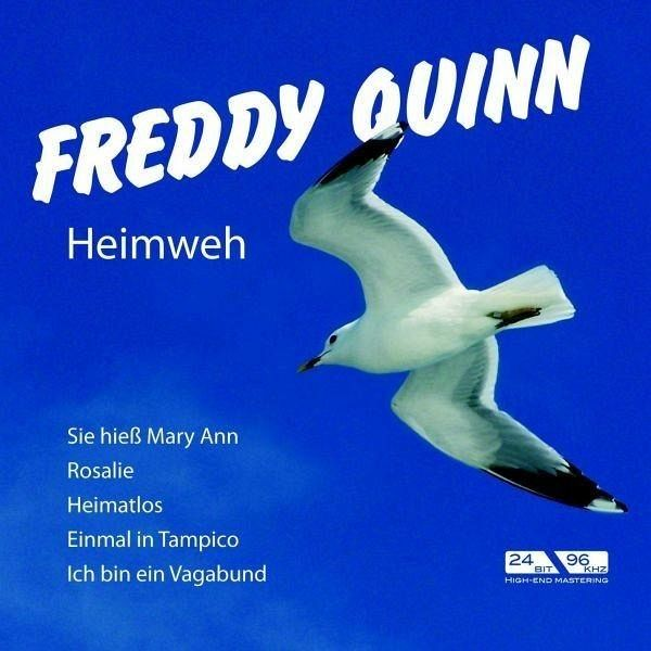 heimweh von freddy quinn auf audio cd portofrei bei. Black Bedroom Furniture Sets. Home Design Ideas