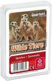 Wilde Tiere, Quartett (Kartenspiel)
