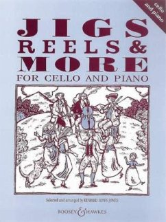 Jigs, Reels and More for Cello