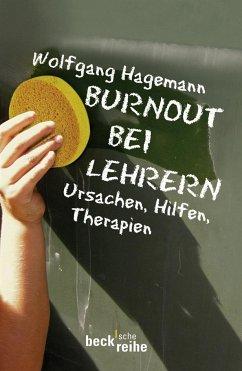 Burnout bei Lehrern - Hagemann, Wolfgang