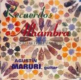 Recuerdos De La Alhambra-Solo Guitar Favorites